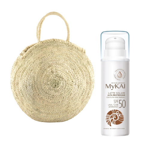 Mykai Sonnenmilch Hochschutz SPF50, 150ml Kostenlose Tasche