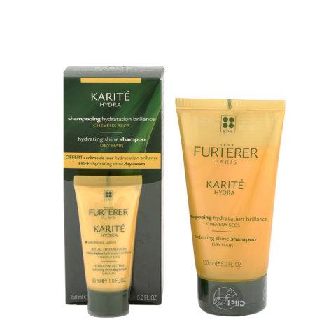 René Furterer Karité Hydrating Shine Shampoo 150ml