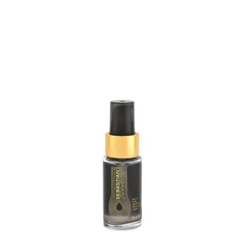 Sebastian Form Dark oil 30ml - Feuchtigkeitsspendendes Öl