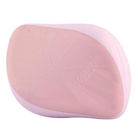 Tangle Teezer Compact Styler Smashed Holo Pink Xmas Collection