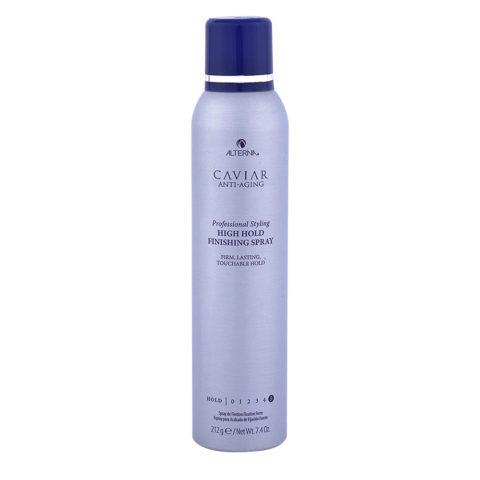 Alterna Caviar Anti aging High Hold Finishing spray 212gr - stärker - halt Spray