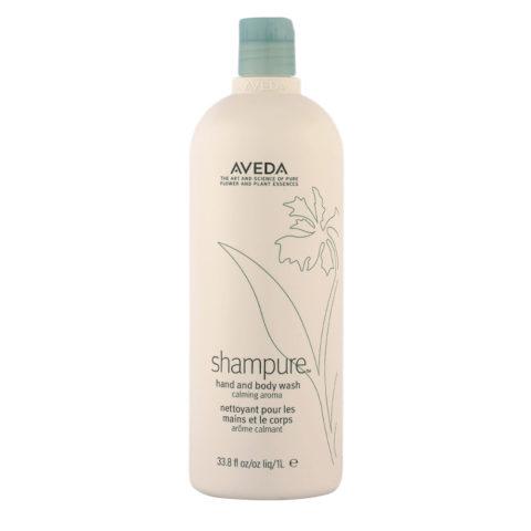 Aveda Shampure™ Hand & Body Wash 1000ml - Duschgel und Seife Hände