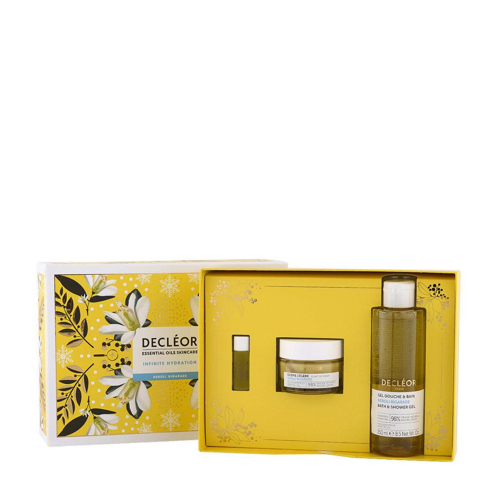 Decléor Essential Oils Skincare Infinite Hydration Neroli Bigarade - Kit 3 Produkte