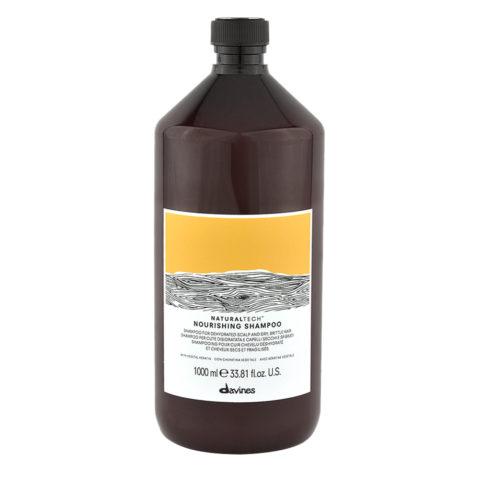 Davines Naturaltech Nourishing Shampoo 1000ml
