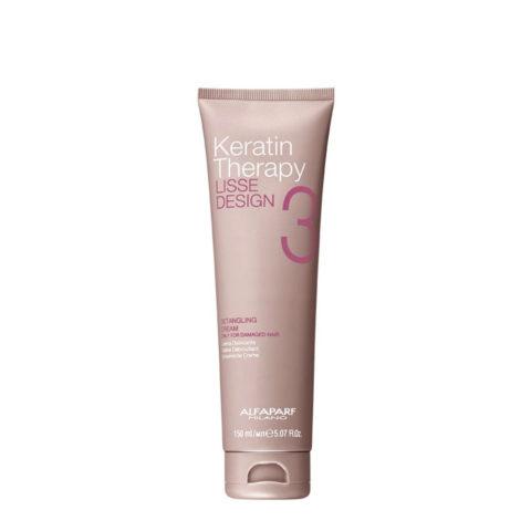 Alfaparf Lisse Design Keratin Therapy 3 Detangling Cream 150ml - Entwirrende Creme