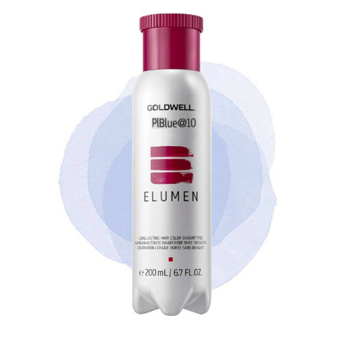 Goldwell Elumen Cool Pastel Blue Pl Blue@10  200ml