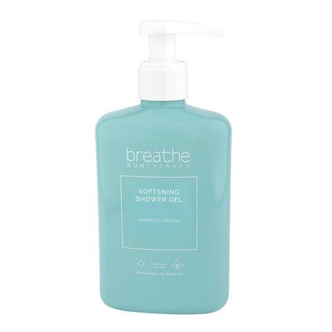 Naturalmente Breathe Sun Softening Shower Gel 250ml - Erfrischendes Duschshampoo