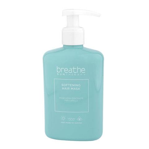 Naturalmente Breathe Sun Softening Hair Mask 250ml - Feuchtigkeitsspendende Haarmaske