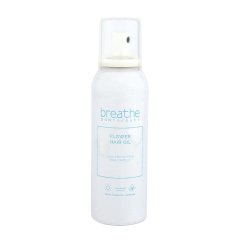 Naturalmente Breathe Sun Flower Hair Oil 150ml - Schützendes Haaröl