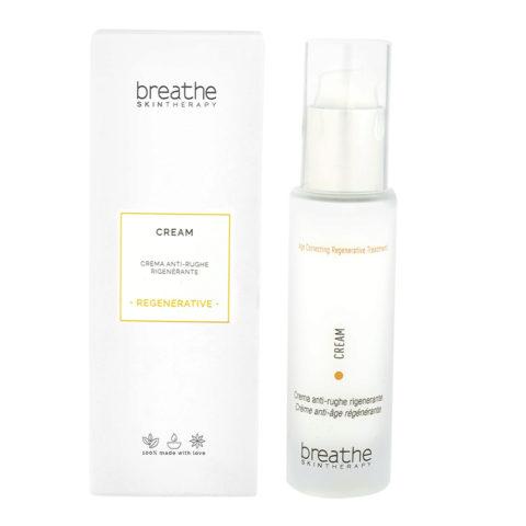 Naturalmente Breathe Regenerative Treatment Cream 50ml - Regenerierende Anti - Falten Creme