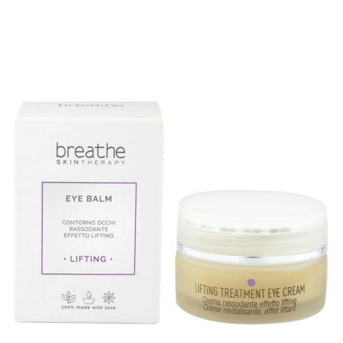 Naturalmente Breathe Lifting Eye Balm 15ml - Lifting Augenbalsam