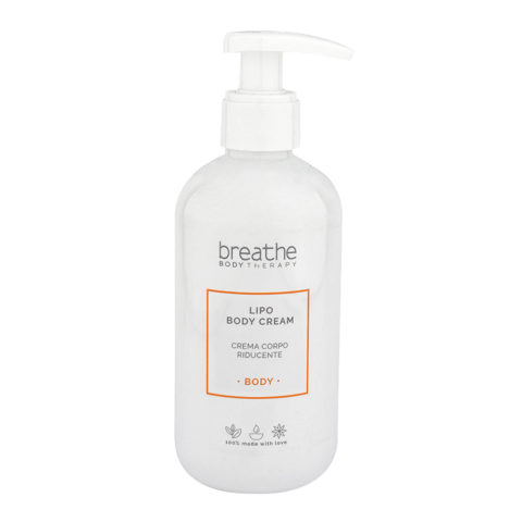 Naturalmente Breathe Lipo Body Cream 250ml - Reduzierende Körpercreme
