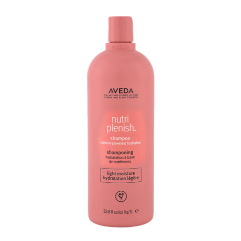 Aveda Nutri Plenish Light Moisture Shampoo 1000ml