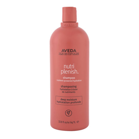 Aveda Nutri Plenish Deep Moisture Shampoo 1000ml