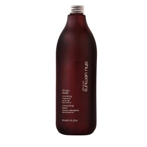 Shu Uemura Shusu Sleek Shampoo 980ml