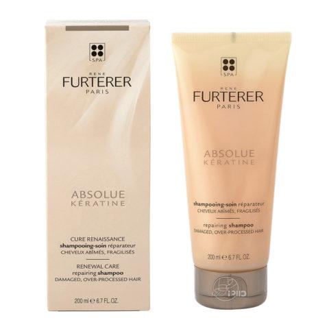 René Furterer Absolue Keratine Repairing Shampoo 200ml