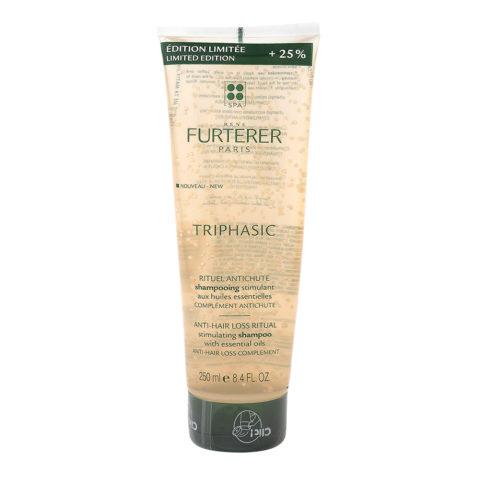 René Furterer Triphasic shampoo 250ml - Stimulating shampoo