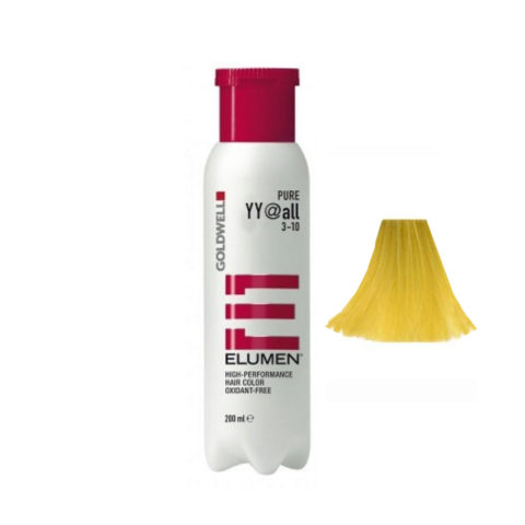 Goldwell Elumen Pure YY@ALL giallo 200ml - gelb