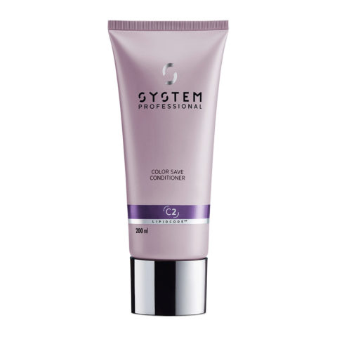 System Professional Color Save Conditioner C2, 200ml - Coloriertes Haar Conditioner
