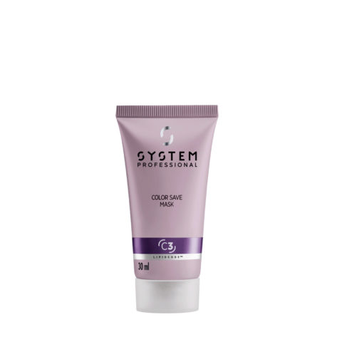 System Professional Color Save Conditioner C2, 30ml - Coloriertes Haar Conditioner