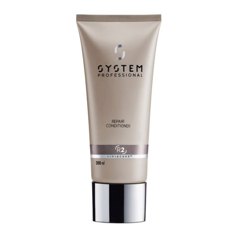 System Professional LuxeOil Conditioning Cream L2, 200ml - Conditioner Mit Keratin