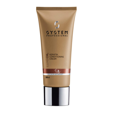 System Professional Repair Conditioner R2, 200ml - Conditioner Beschädigtes Haar