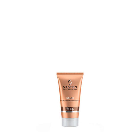 System Professional Solar Hydro Repair Cream SOL2, 30ml - Conditioner Körper Und Haare