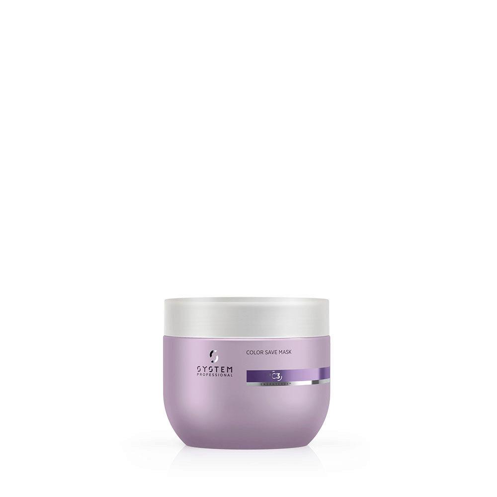 System Professional Color Save Mask C3, 400ml - Coloriertes Haar Maske