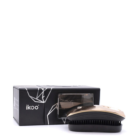 Ikoo Pocket Black Gold Digger Brush