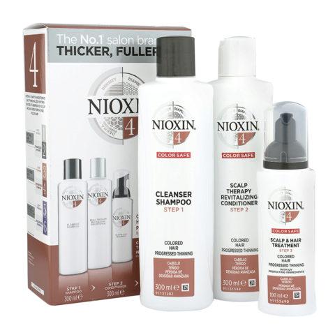 Nioxin System4 Haarausfall XXL komplettes Kit