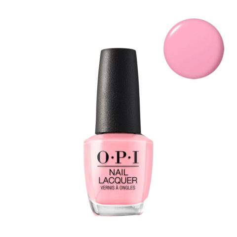 OPI Nail Lacquer NL H38 I Think in Pink 15ml