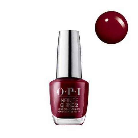 OPI Nail Lacquer Infinite Shine ISL L87 Malaga Wine 15ml