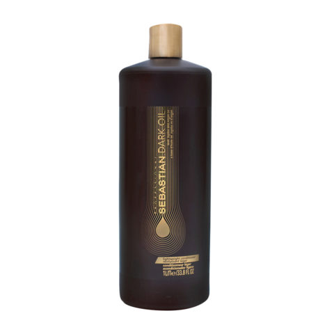 Sebastian Dark Oil Lightweight Conditioner 1000ml - Leichter feuchtigkeitsspendender Conditioner