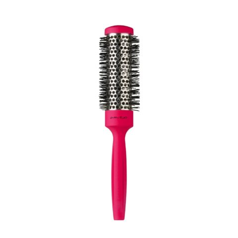 Gettin fluo Pink Thermal Brush 32mm