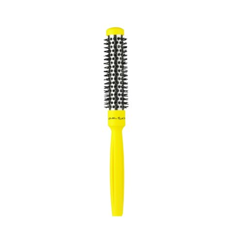 Gettin fluo Yellow Thermal Brush 17mm