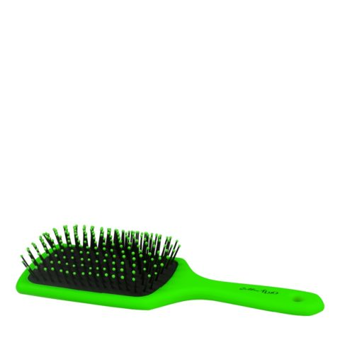 Gettin fluo Paddle Brush Green