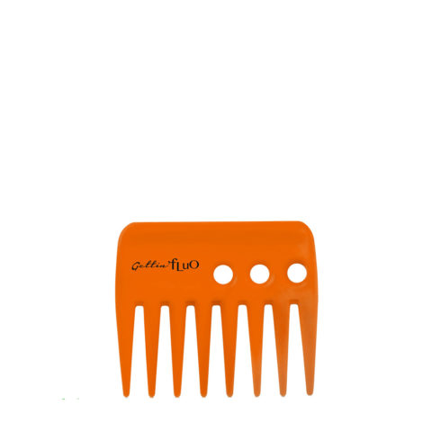 Gettin Fluo Short Comb Orange