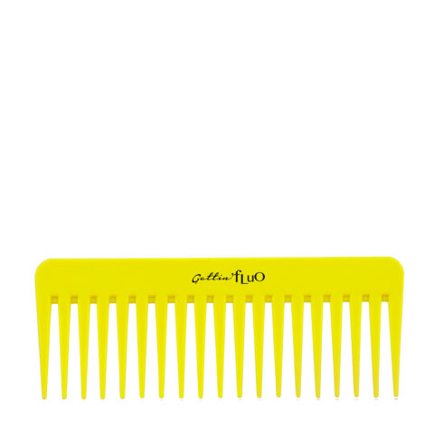 Gettin fluo Long Comb Yellow
