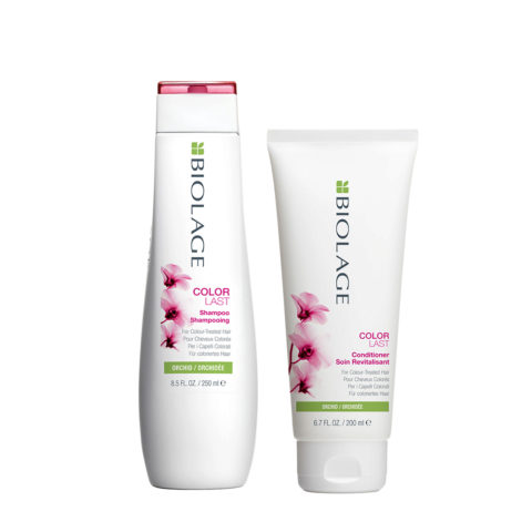 Biolage Colorlast Shampoo 250ml Conditioner 200ml