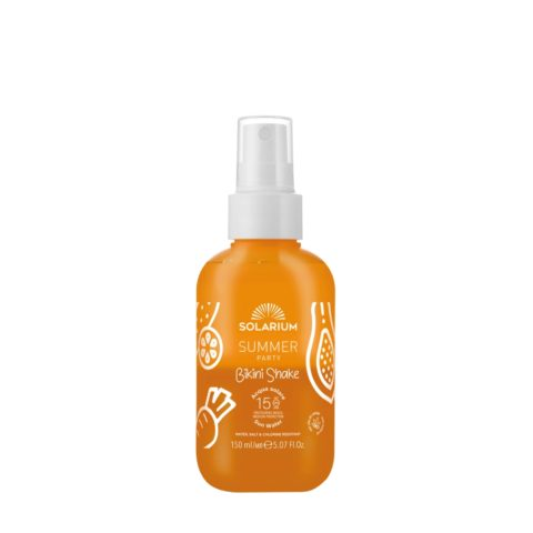 Solarium Summer Party Bikini Shake Sun Water SPF15, 150ml