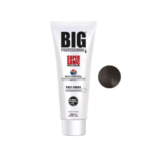 Big Pro Supersonic Pro Color 4.01 Naturasche Haselnuss 200ml