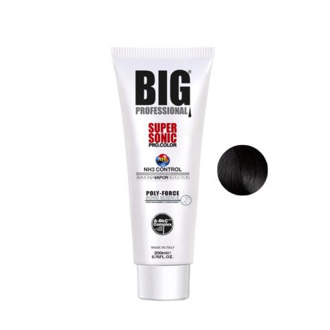 Big Pro Supersonic Pro Color 3 Dunkle Haselnuss 200ml