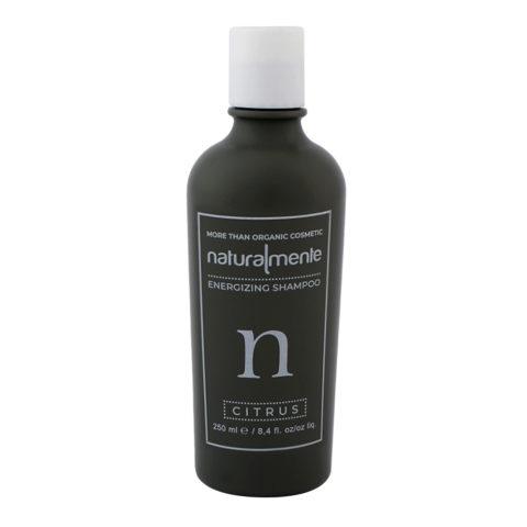 Naturalmente Energizing Shampoo Citrus 250m