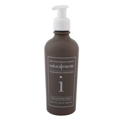 Naturalmente Vitamin Repair Conditioner Solution Pac 250ml