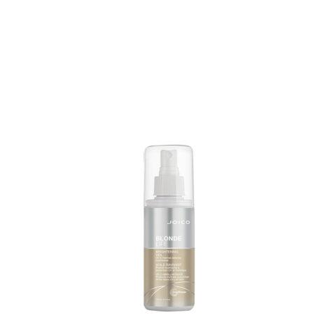 Joico Blonde Life Brightening Veil Spray 150ml - spray de polissage de protection thermique