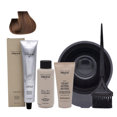 Previa Color Do It Yourself Kit 6.0 Dunkelblond