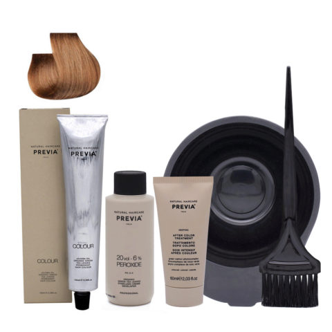 Previa Color Do It Yourself Kit 8.0 Hellblond