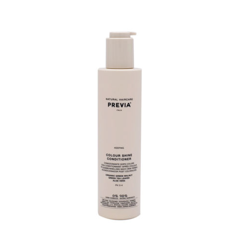 Previa Keeping Colour shine Conditioner 200ml - gefärbtes Haar Conditioner