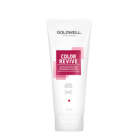 Goldwell Dualsenses Color Revive Farbige Conditioner Kaltes Rot 200 ml