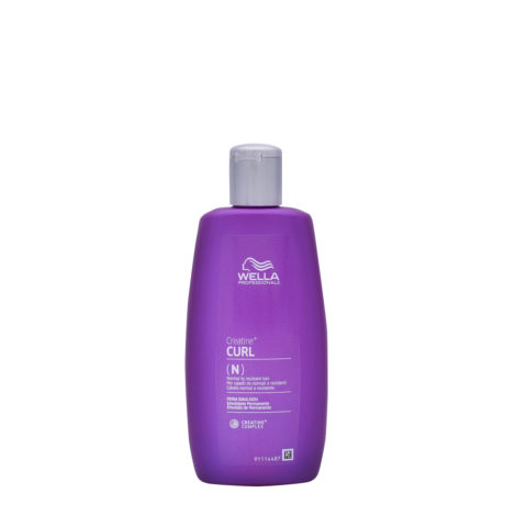 Wella Creatine  Curl N Perm Emulsion 250ml